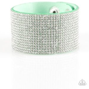 Picture of Roll With The Punches - Green bracelet
